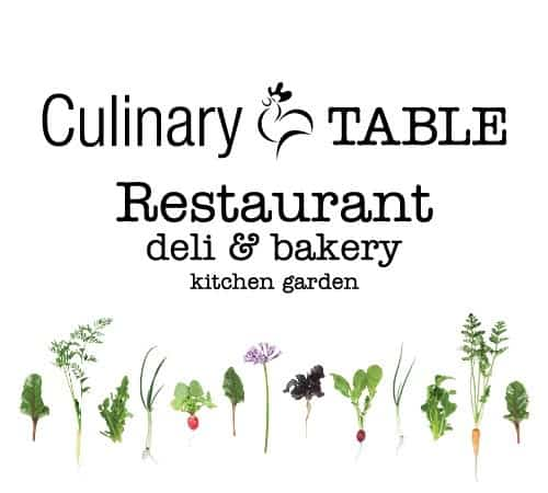 Culinary Table – Honest Garden-to-Table Cuisine Made from Scratch