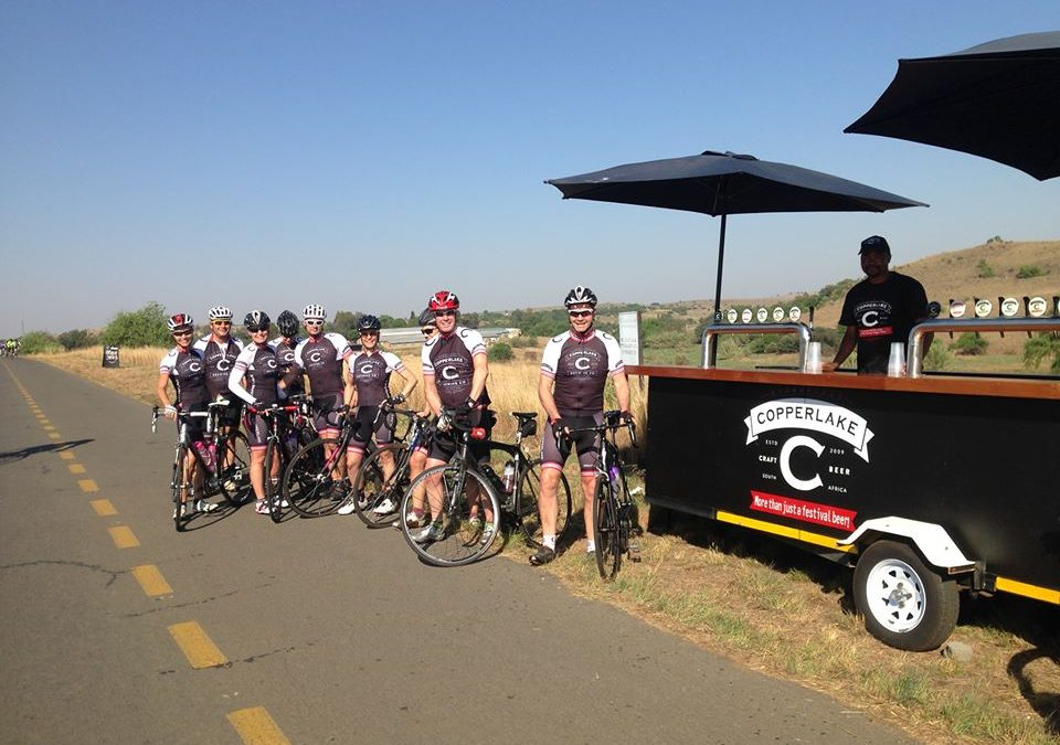 Beat The Brewer Road Ride – Copperlake Breweries
